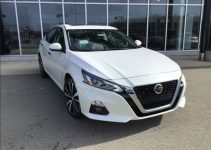 2021 Nissan Altima Platinum Sedan Changes