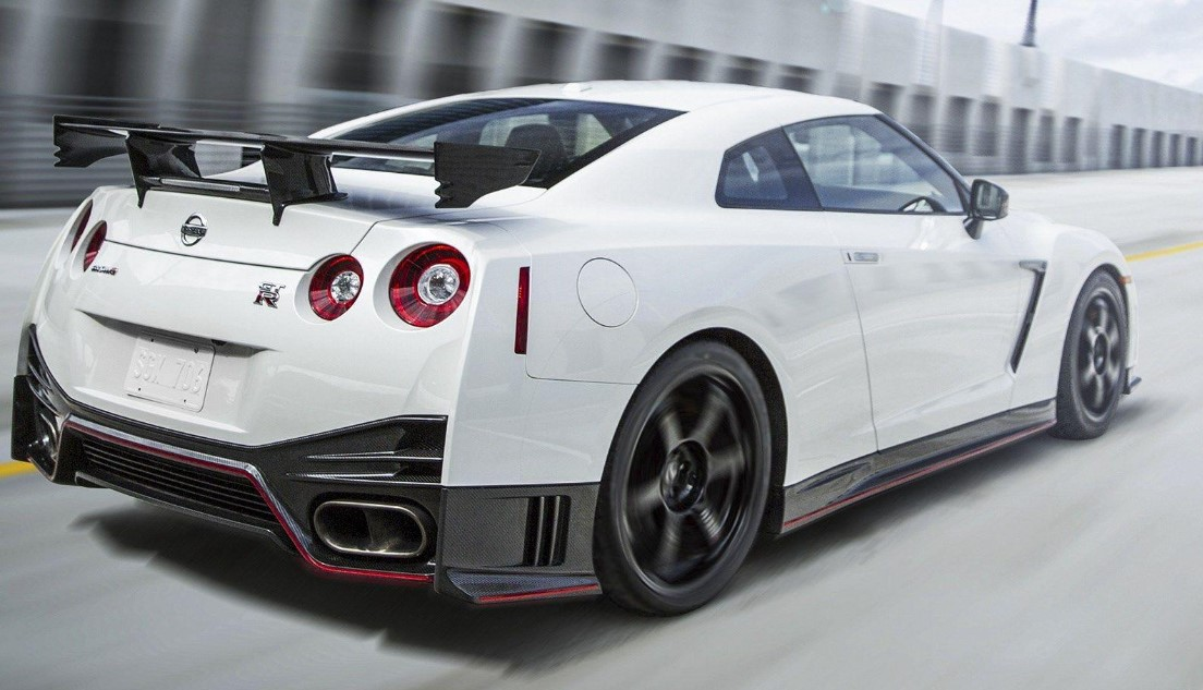 2021 Nissan GT-R Nismo Redesign