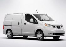 2021 Nissan NV200 Compact Cargo Change