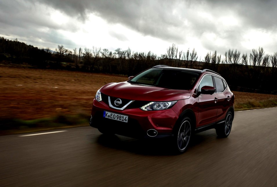2021 Nissan Qashqai Release Date