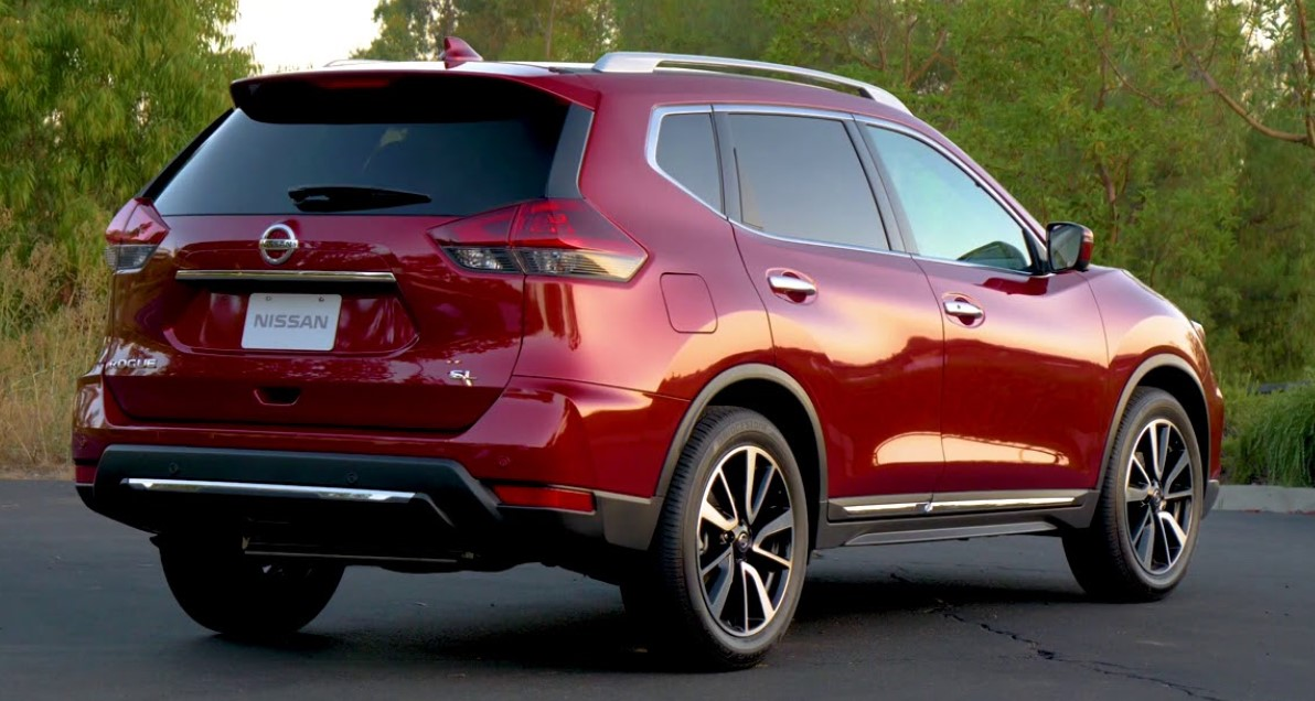2021 Nissan Rogue Redesign