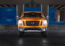 2021 Nissan Titan Crew Cab Specification