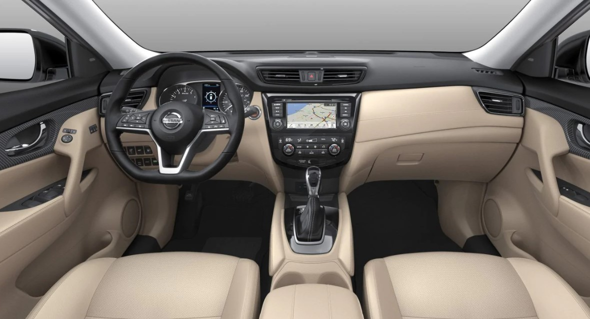 New 2021 Nissan X-Trail Transmission Option, Release Date  2022 Nissan