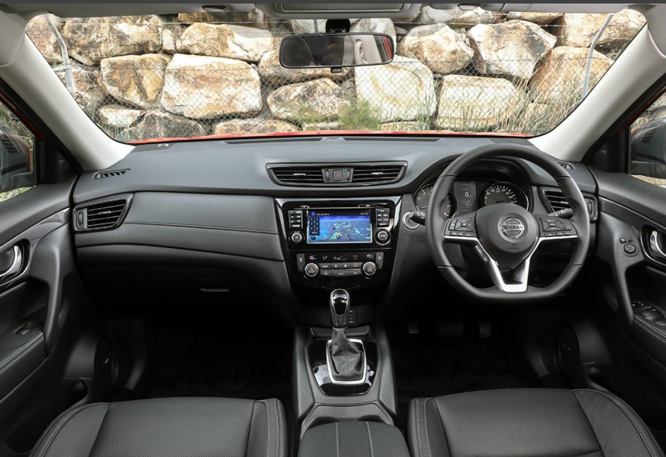 2021 Nissan X-Trail N-Trek Electric Interior