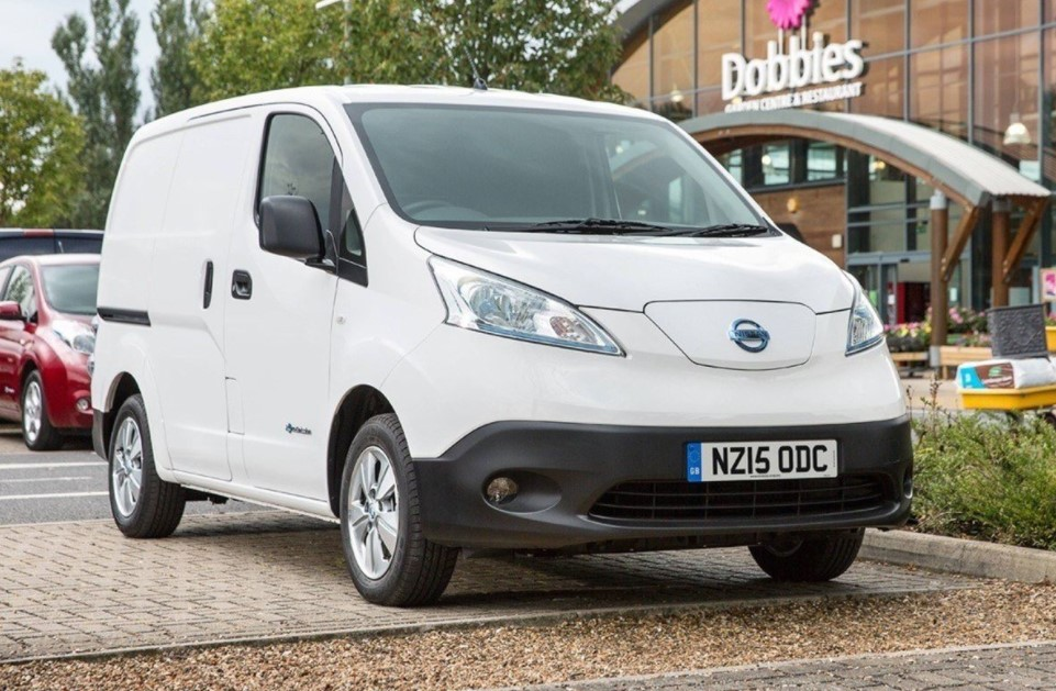 2021 Nissan e-NV200 Combi Release Date