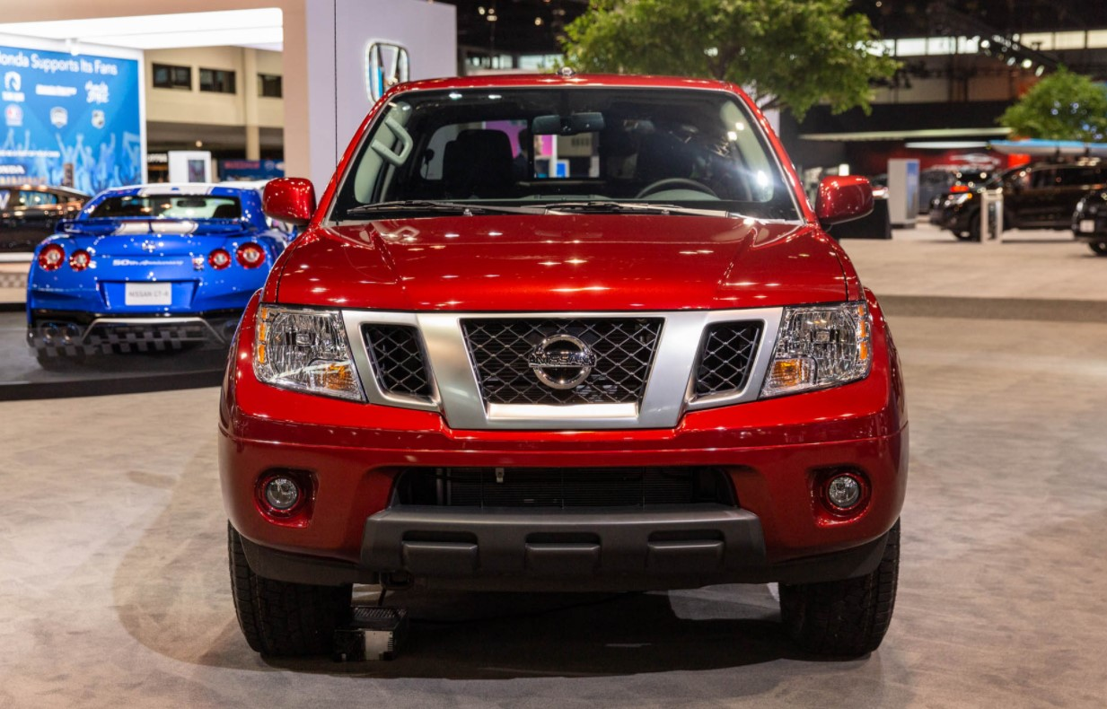 2022 Nissan Frontier King Cab Release Date