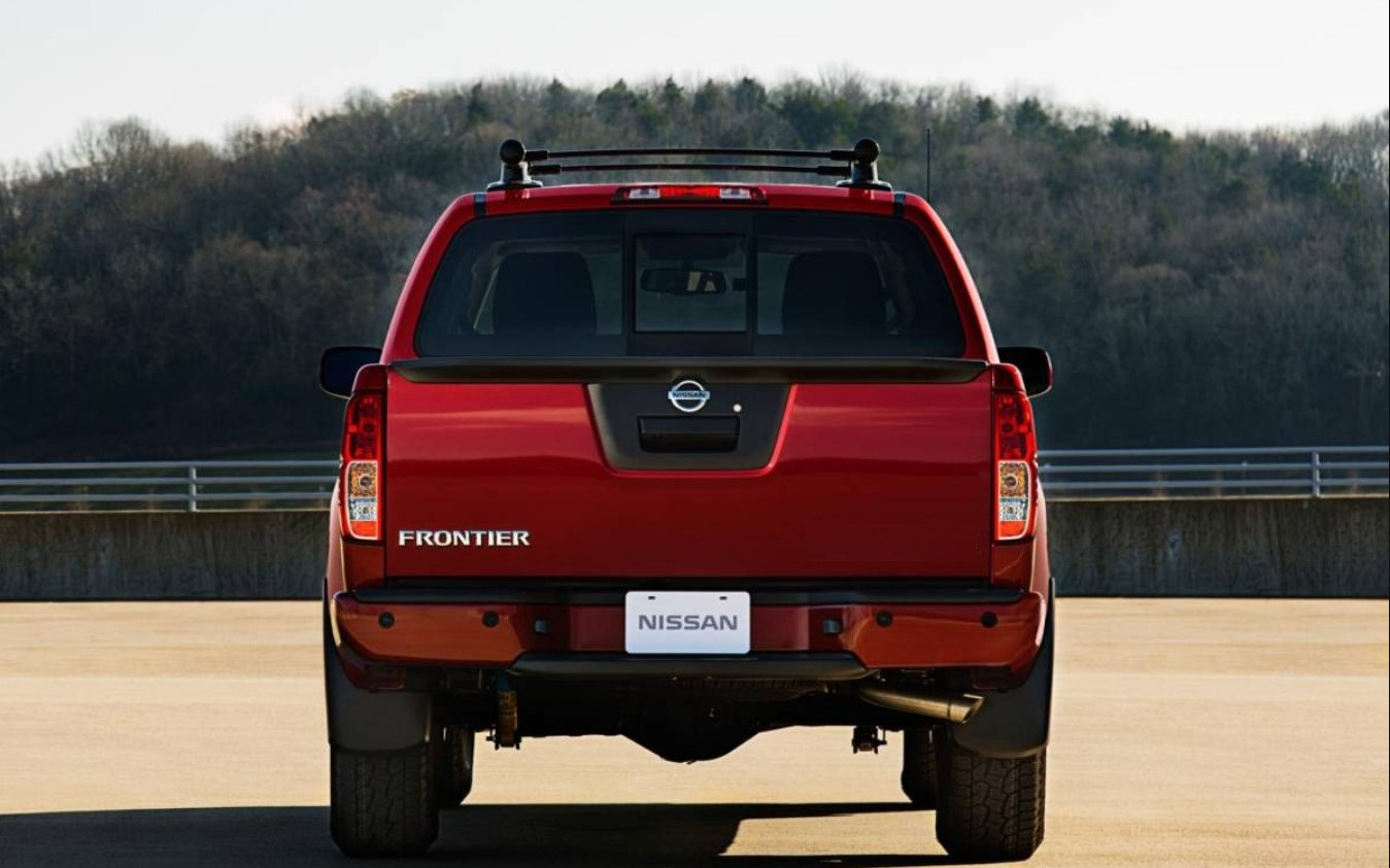 2022 Nissan Frontier King Cab Transmission Options