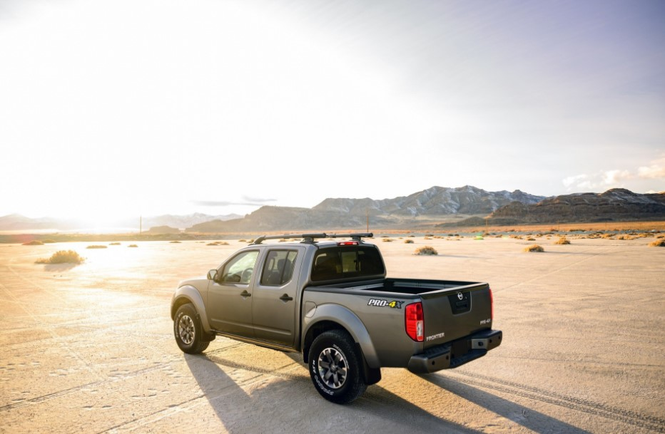 2022 Nissan Frontier Pro-4X Performance Changes