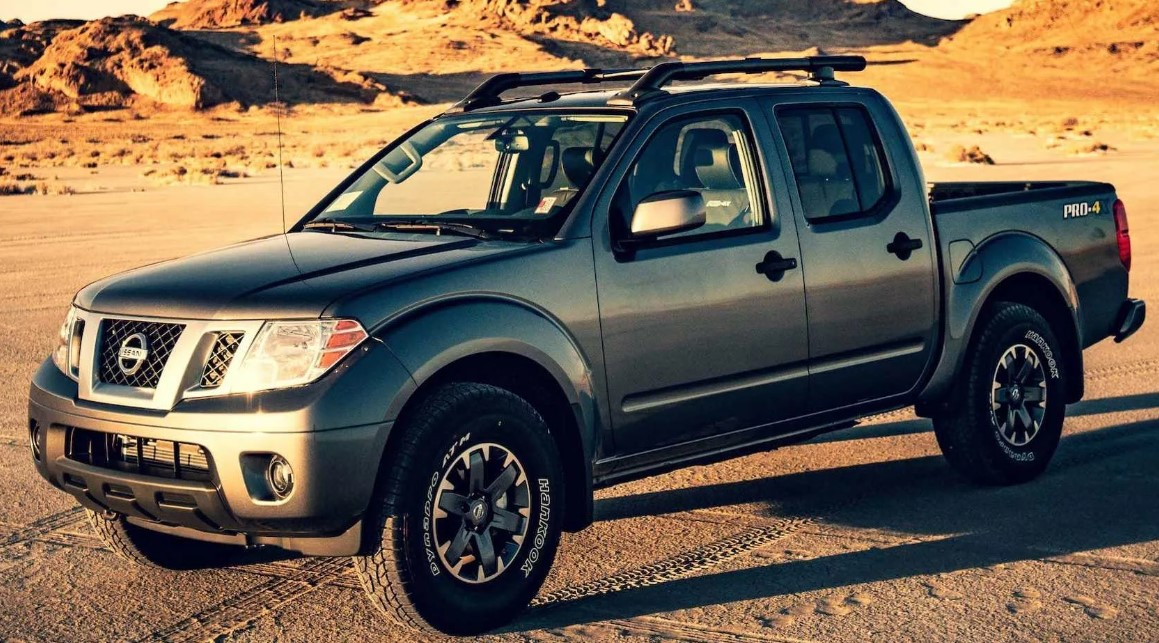 2022 Nissan Frontier Pro-4X Towing Capcity