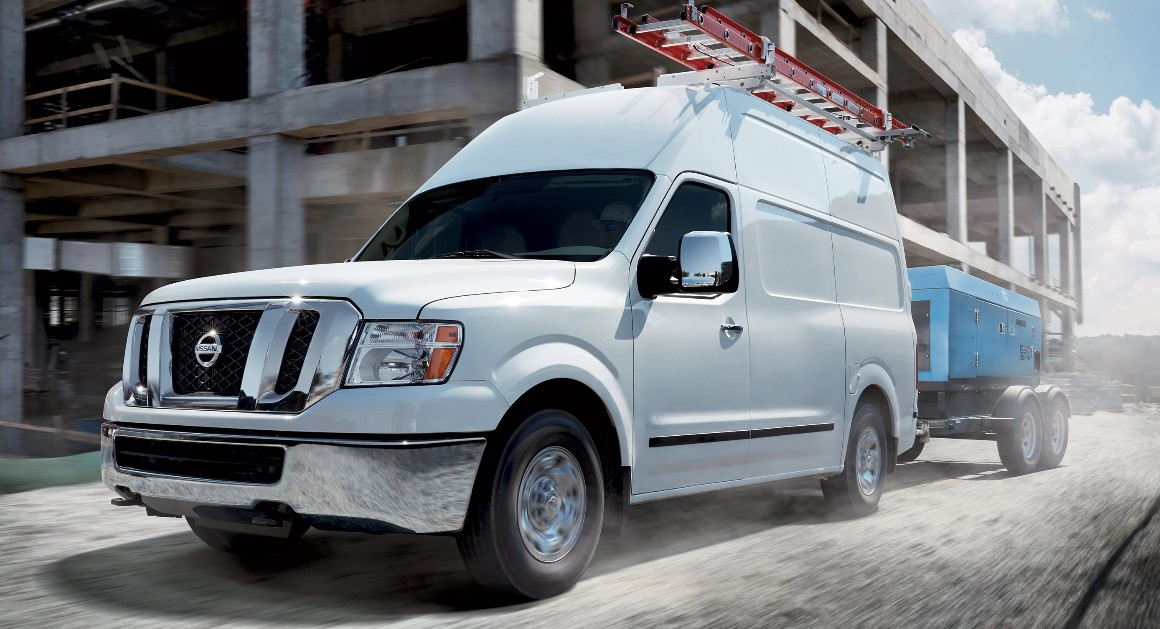 2022 Nissan NV Cargo Configurations