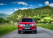2022 Nissan X-Trail Exterior Changes