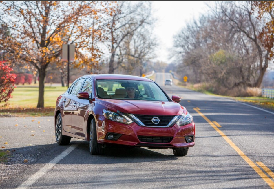 2021 Nissan Altima Specification