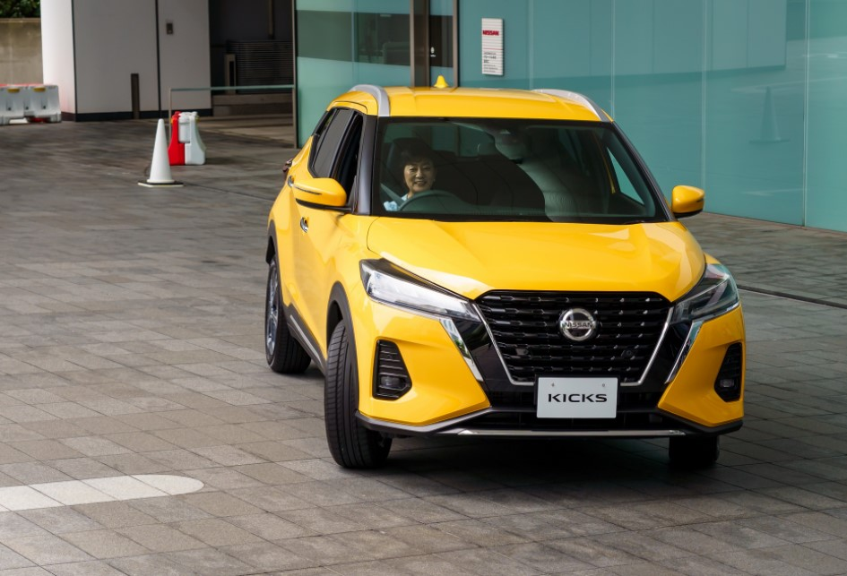 2021 Nissan Kicks Change
