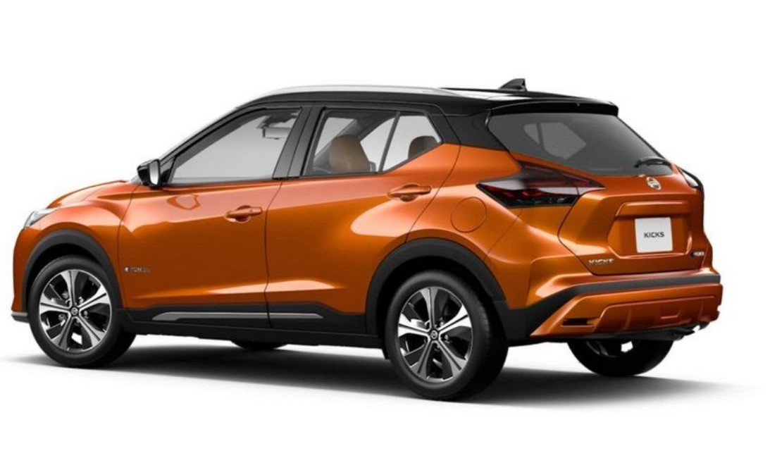 2021 Nissan Kicks Trasmission Option