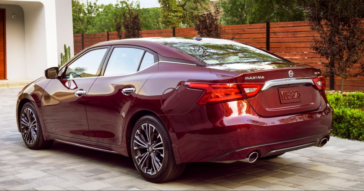 2021 Nissan Maxima Specification