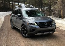 2021 Nissan Pathfinder Configuration Change