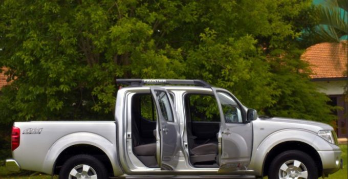 2022 Nissan Frontier Crew Cab Towing Capacity