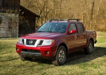 2022 Nissan Frontier King Cab Specification Changes