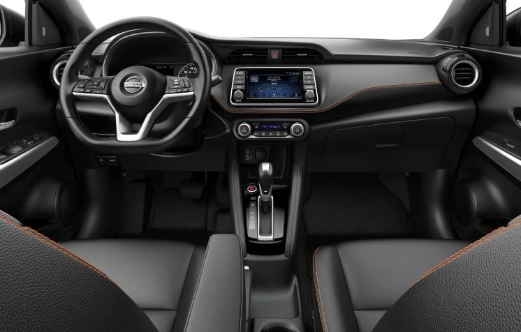 2022 Nissan Kicks Interior