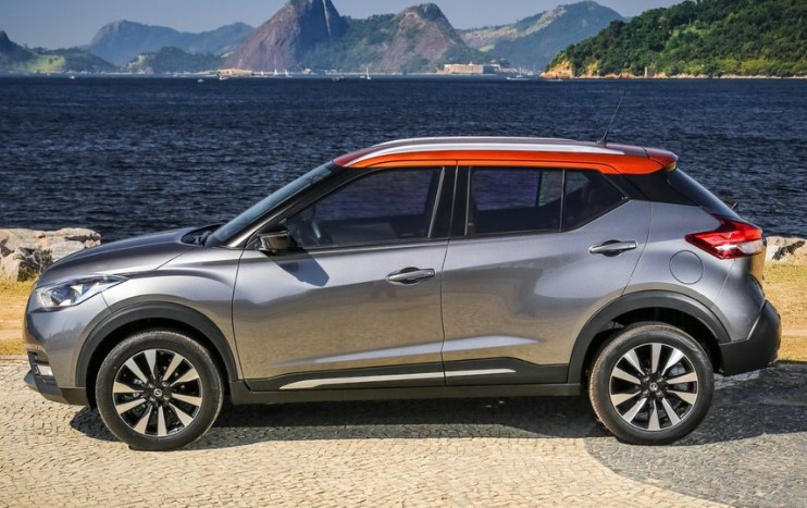 2022 Nissan Kicks Redesign