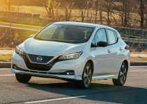 2022 Nissan Leaf Redesign