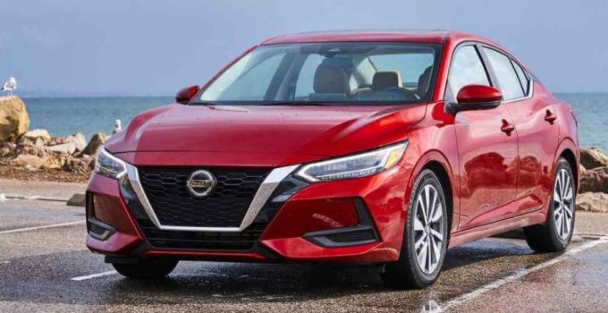 2022 Nissan Sentra Specifications