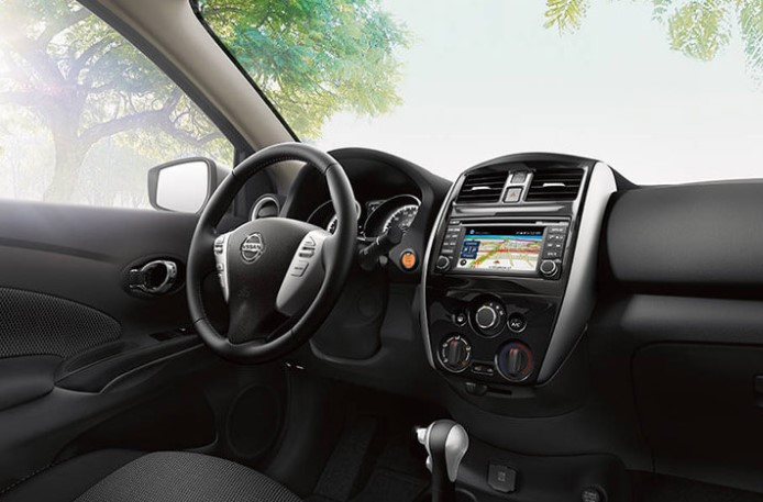 2022 Nissan Versa Note Interior