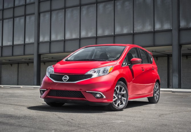 2022 Nissan Versa Note Redesign