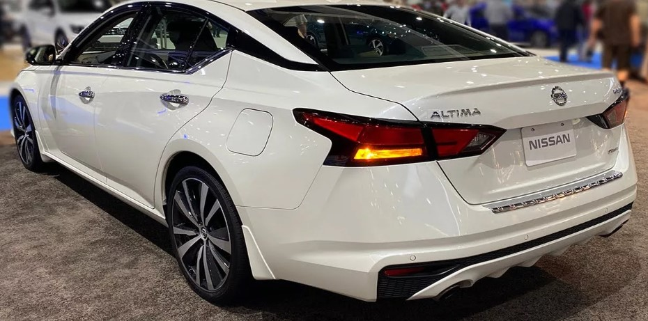 2022 Nissan Altima Redesign