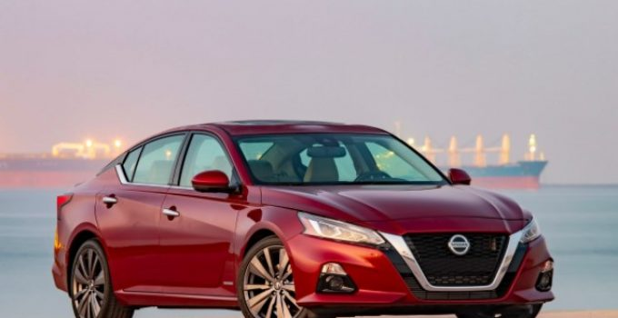2022 Nissan Altima SV Sedan Colors