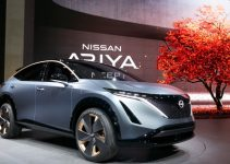 2022 Nissan Ariya Performance Change
