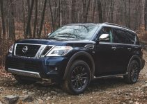 2022 Nissan Armada Premier Options Specs