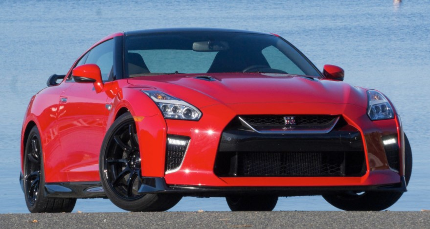 2022 Nissan GT-R Redesign
