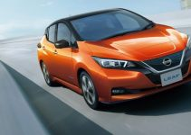 2022 Nissan Leaf Rumor