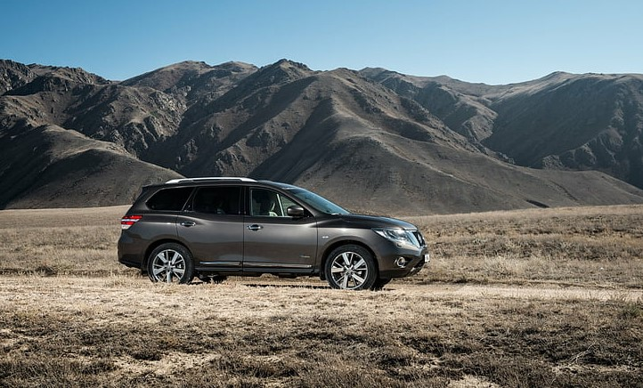 2022 Nissan Pathfinder Change