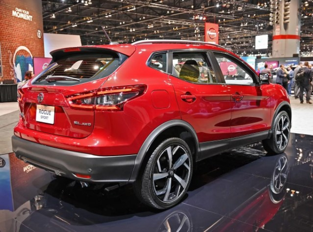 2022 Nissan Rogue Price