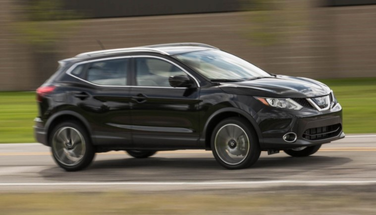 2022 Nissan Rogue Specification Change