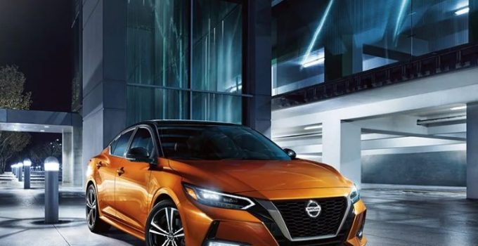 2022 Nissan Sentra Redesign