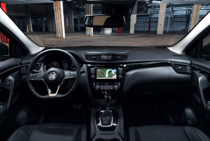 2022 Nissan X-Trail Interior