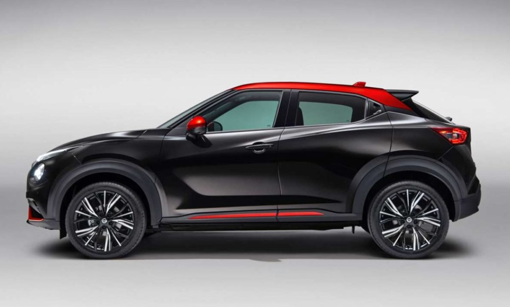 2022 Nissan Juke Color Change
