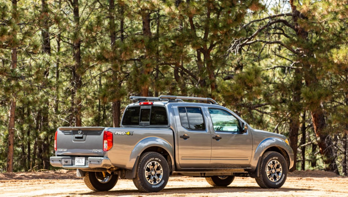 2022 Nissan Frontier Specification Change