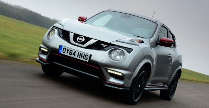 2022 Nissan Juke Nismo Transmission Options