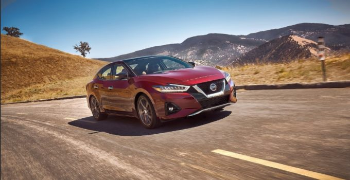 2022 Nissan Maxima Limited Color