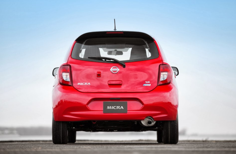 2022 Nissan Micra Specification