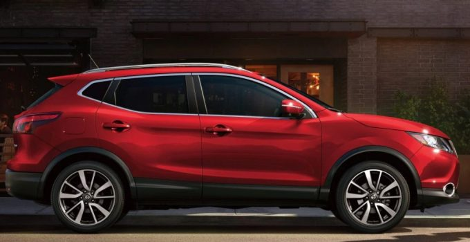 2022 Nissan Rogue Color Options