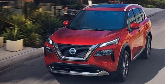 2022 Nissan Rogue Transmission Option