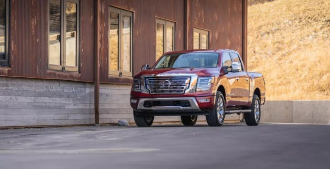2022 Nissan Titan King Cab Release Date