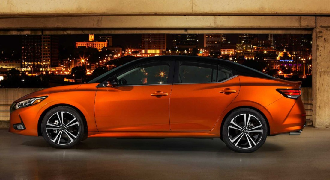 2022 Nissan Versa Note Change