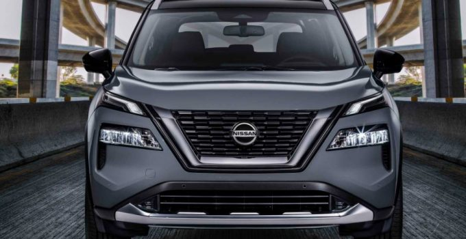 2022 Nissan X-Trail Automatic Engine