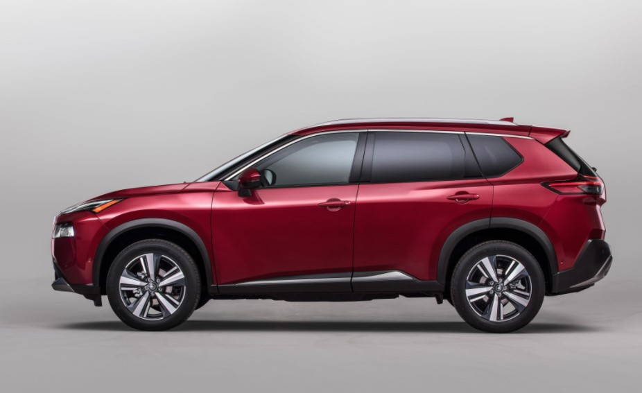 2022 Nissan X-Trail Specification